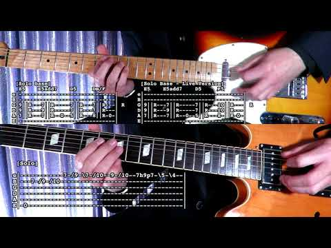 All The Time - The Strokes ( Guitars Only & TABS )