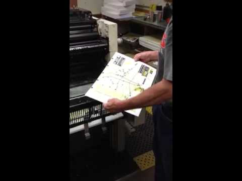 Trenton Downtown Map and Guide printing YouTube