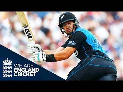 Extraordinary Run Fest Goes The Distance: England v New Zealand 2nd ODI 2015 - Extended Highlights