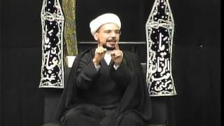 Majlis-e-Aza English 1st Muharram 1437 At Idara-e-Jaferia MD USA 10-15-2015 Sheikh Hilli
