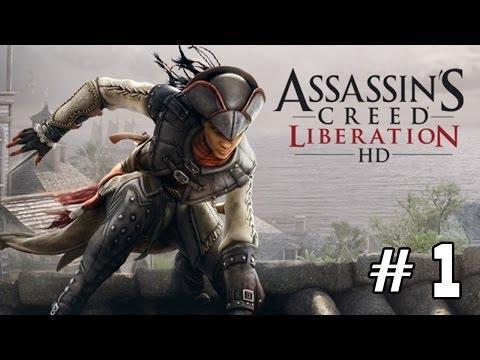 Прохождение Assassin's Creed Liberation HD (PC) - #1 Авелина