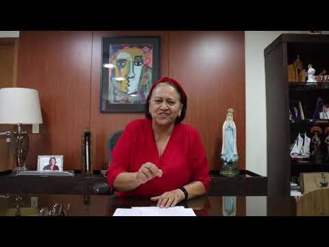 Governadora anuncia calendário salarial de 2020