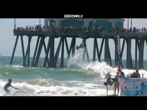 2nd Annual Huntington Beach Jet Ski Surf Competition | RIZNWILD