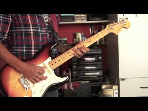 Sir Psycho Sexy Red Hot Chili Peppers Guitar Cover Youtube