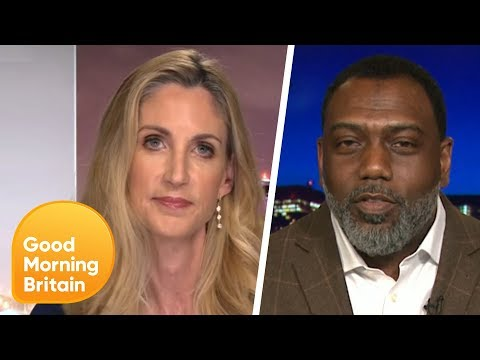 Ann Coulter and Basil Smikle React to Trump's State of the Union Address | Good Morning Britain Mp3