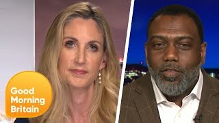 Ann Coulter and Basil Smikle React to Trump's State of the Union Address   Good Morning Britain