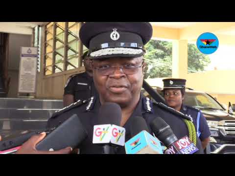 UN Police Advisor Visit To Ghana Important - Ag. IGP