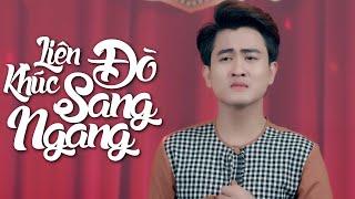 Liên Khúc Đò Sang Ngang - Văn Hương | Giọng Ca Dân Ca Bolero Ngọt Ngào Say Đắm Người Nghe