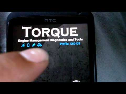 Make Torque Pro / ELM327 Easy Setup Screenshots