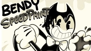 BENDY and the Ink Machine - SpeedPaint [CONTEST ENTRY]