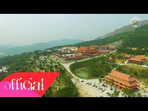[4K] Ba Vang Pagoda - Uong Bi City - Quang Ninh Province - Vietnam Popular Destinations