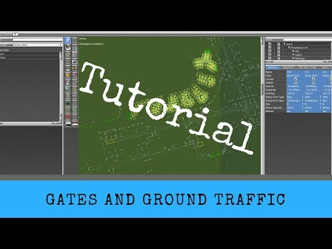 X-Plane11 Tutorial - Making Airports NOT Suck - Part 1 - Gates and Ground Traffic