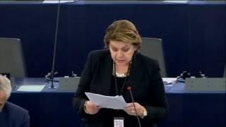 Intervento in aula di Caterina Chinnici sull'Agenzia dell'Unione europea per la cooperazione nell'attività di contrasto (Europol)