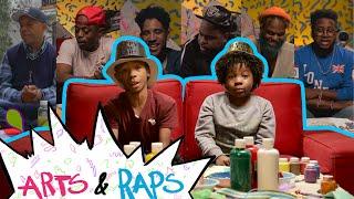 Top 8 Arts and Raps Moments | Arts & Raps