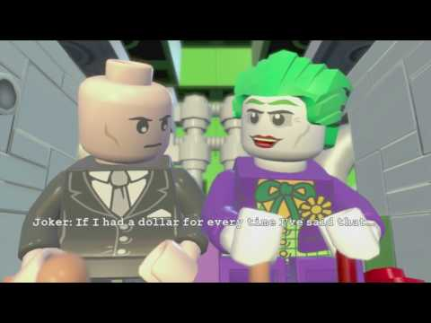 LEGO Batman 2: DC Super Heroes ~ Level 10: Down to Earth (Story Mode Guide)