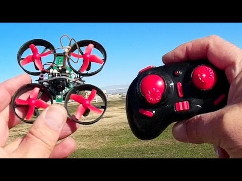 Eachine E010c World S Cheapest 5 8 Ghz Micro Fpv Drone Flight Test Review Youtube