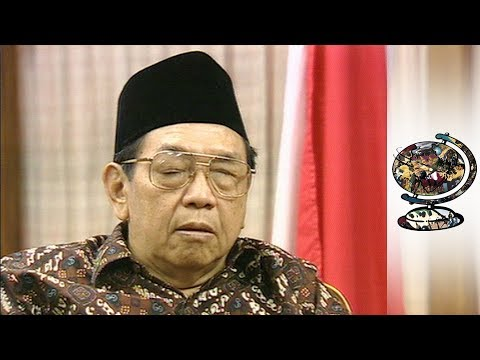 An Interview With Abdurrahman Wahid, President of Indonesia (2001)