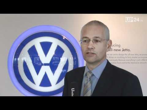 Detroit 2011: VW Successful in America
