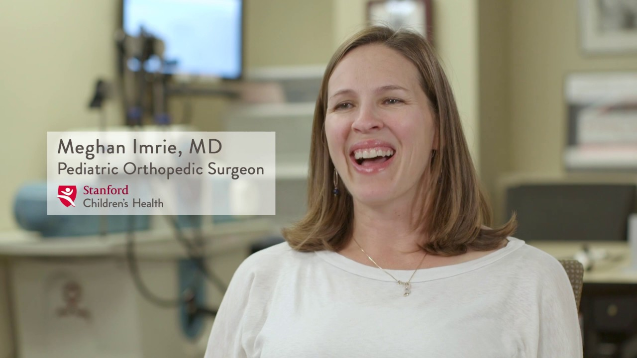 Meghan Imrie, MD – Orthopedics, Stanford Children's Health