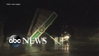 Hurricane Florence prompts disaster response