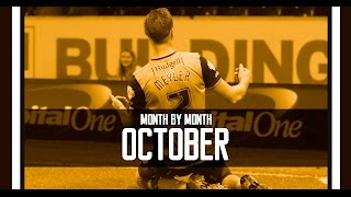 Goals | Month By Month | October 2015