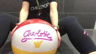 Inflatable Beachball aufblasbarer Wasserball sitpop big bang😉