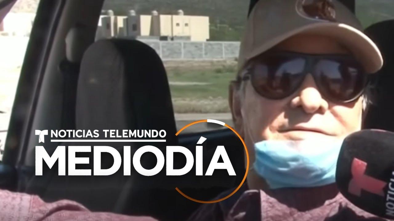 Multas Y Detenciones Para Quienes No Respeten El Toque De Queda En Coahuila Mexico Telemundo Youtube