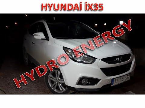 Hyundai İX 35 / ÇANAKKALE / UCR Hidrojen Yakıt Sistem montajı.