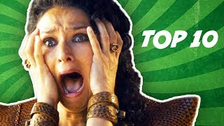 Game Of Thrones Season 4 - Top 10 Moments(, 2014-06-21T01:42:29.000Z)