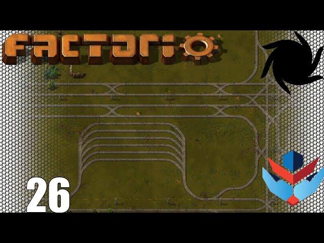 Factorio 1.0 Multiplayer 1K SPM Challenge - 26 - Sulphur on the Belt