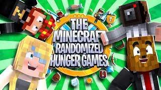 The Minecraft Randomized Hunger Games! #4 - Minecraft Modded Minigames | JeromeASF