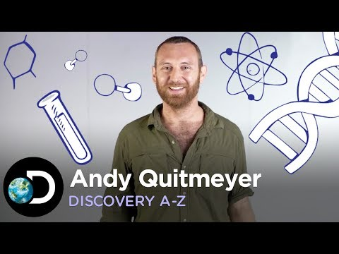 Andy Quitmeyer | Discovery A - Z