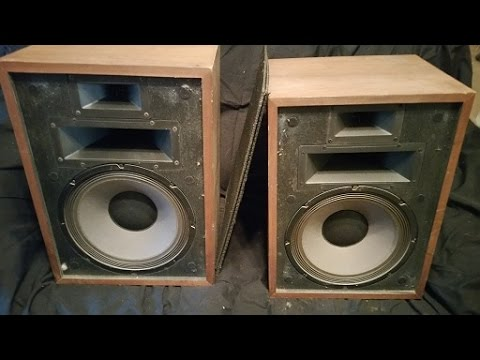 Crappy Klipsch heresy part 2 the response and counter response
