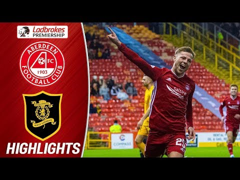 Aberdeen 2-1 Livingston | Two Goals Help Dons Secure Boxing Day Win | Ladbrokes Premiership