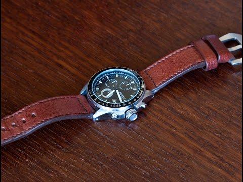 Fossil Decker Chronograph Black Dial Men's Watch FSCH2600