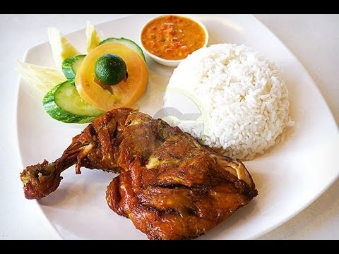 How to make Indonesian Fried Smashed Chicken by Jayakarta Restaurant