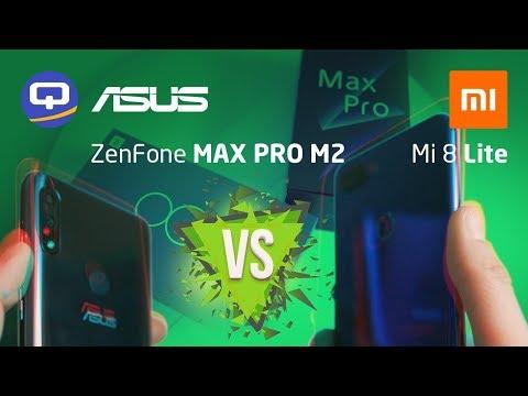 Чистый против стильного. Сравнение Asus Zenfone Max Pro (M2) и Xiaomi Mi8 Lite./ QUKE.RU /