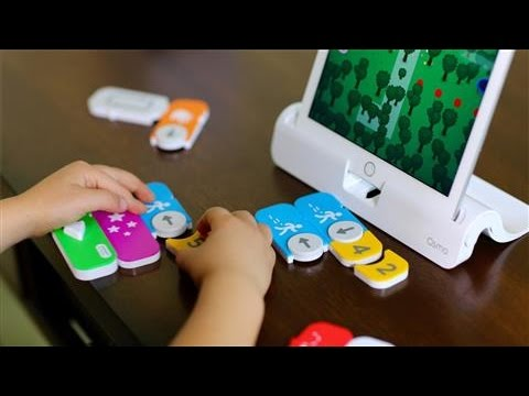 Teach Children Basic Coding With iPad-Savvy Blocks