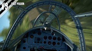 IL-2 Battle of Stalingrad - First Person Crashes V4