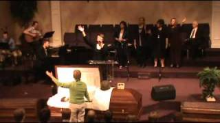 "5. Adam Joseph Saunders II Funeral - ""Free to Worship"" (Part 5 of 20)"