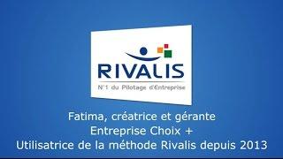 Témoignage client Rivalis - Fatima - Société d'aide à la personne (94)
