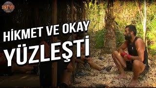 Hikmet ve Okay Yüzleşti   Survivor Türkiye - Yunanistan