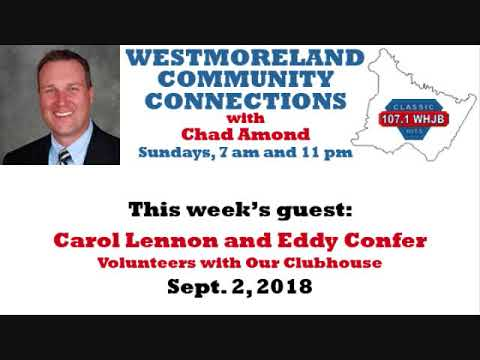 Westmoreland Community Connections: Sept. 2, 2018