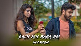 Sach Keh Raha Hai Deewana Full Video | Kapil, Pyaarinari & Soumyadeep | RHTDM | Maadhyam