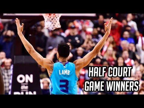 NBA Half Court Game Winners thumbnail