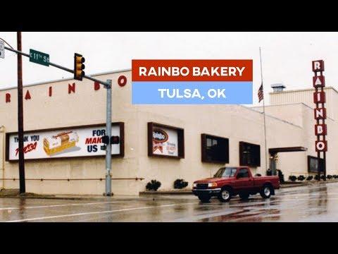 RAINBO BREAD BAKERY Tulsa, Oklahoma Rare 1970s Footage   Tulsa History Series