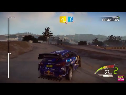wrc 7 rally italy sardegna gameplay ps4 hd youtube. Black Bedroom Furniture Sets. Home Design Ideas