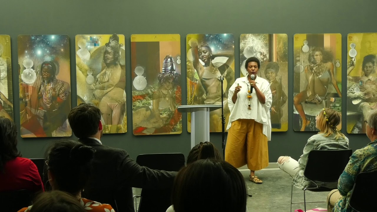 Artist Lecture: Jessica Wimbley @ College of the Canyons