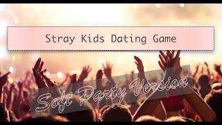 Stray Kids Kpop Dating Game