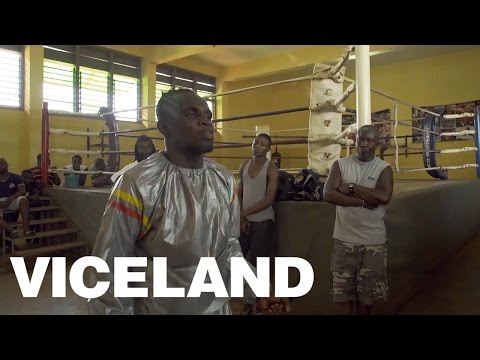 The Medicine Man to Ghana's Best Boxers (VICE WORLD OF SPORTS Deleted Scene)